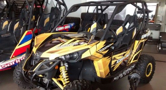 side-by-side, utv, can-am, maverick, 1000, xrs, usado, casarini