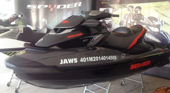 jet, Sea-Doo, GTX LTD iS, 260, usado, Casarini, Beach